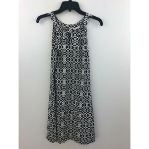 Jude Connally A-Line Dress Small Brown A54-09